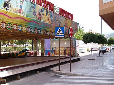 Los vecinos de la calle gabriela mistral de alzira for Calle mistral