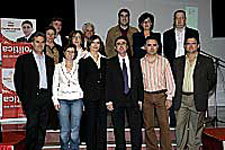 EL BLOC DE ALZIRA PRESENTA SUS CANDIDATOS DE CARA A LAS ELECCIONES MUNICIPALES 2007