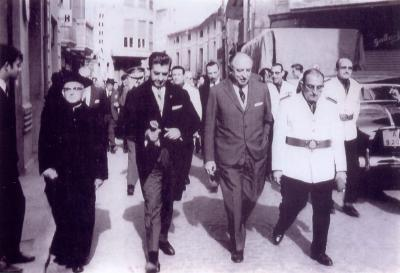 ESTAMPAS Y RECUERDOS DE ALZIRA (4)   //   MEDALLA DE ORO DE LA CIUDAD DE ALZIRA PARA LUIS SUÑER (29.01.1967)      //     POR: ALFONSO ROVIRA
