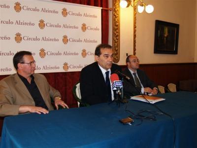 SE PRESENTÓ LA NUEVA ALTERNATIVA DIRECTIVA DE LA U.D. ALZIRA     //     ALZIRA – FÚTBOL