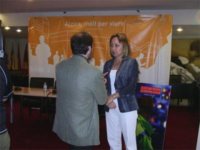 """CONSUELO BERENGUER AVANZÓ QUE EN LAS PRÓXIMAS JORNADAS CULTURALES SE CONMEMORARÁ EL 25 ANIVERSARIO DE LA """"PANTANADA"""""""