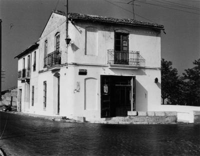 """ESTAMPAS Y RECUERDOS DE ALZIRA (10)     //     LA TABERNA DEL """"GLORIETERO""""     //     POR: ALFONSO ROVIRA"""