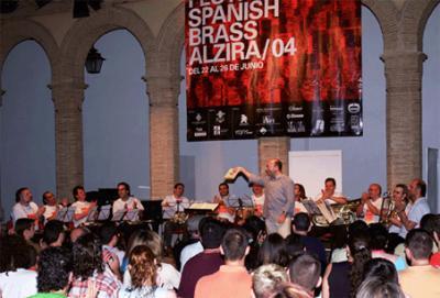 SE VA A CELEBRAR EN ALZIRA LA SEXTA EDICIÓN DEL FESTIVAL SPANISH BRASS