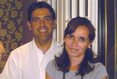 ERNESTO BAEZA  Y Mª CONSUELO MARTÍNEZ CLAVARIOS MAYORES DE LA SEMANA SANTA DE ALZIRA PARA EL EJERCICIO 2007-08