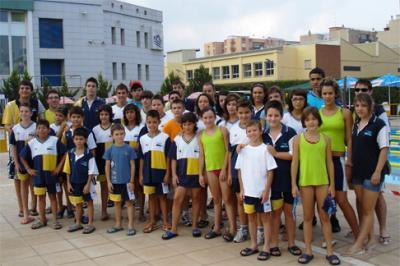 UN CENTENAR DE NADADORES PARTICIPARON EN LA COMPETICIÓN ORGANIZADA POR EL CLUB NATACIÓ ALZIRA