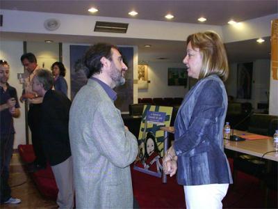 DEMÀ DIJOUS ES PRESENTEN ELS PROGRAMES DE CONFERÈNCIES DELS PREMIS LITERARIS CIUTAT D'ALZIRA 2007