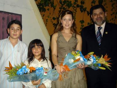 NOMENAMENT DE LES NOVES FALLERES MAJORS 2007 DE LA PLAÇA DE LA MALVA D'ALZIRA