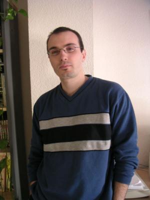 DANIEL G. BLÁZQUEZ     ----------      DISEÑADOR DE VIDEOJUEGOS     ----------     ENTREVISTAS A PERSONAJES ALZIREÑOS