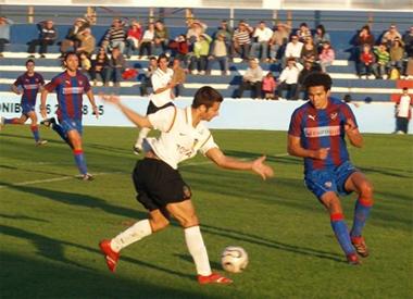 LA UD ALZIRA NO PUDO CON EL MESTALLA ---------- Alzira – Deportes - Fútbol – UD Alzira