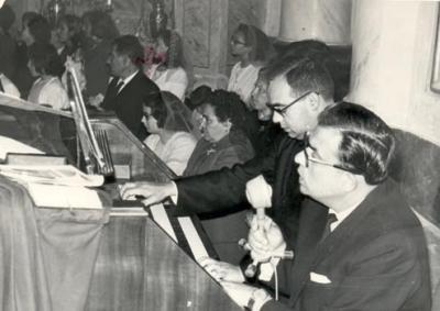 ESTAMPAS Y RECUERDOS DE ALZIRA (26). JUAN ORTEGA, RADIO ALCIRA  Y LOS PROGRAMAS RELIGIOSOS DE LA ÉPOCA. POR: ALFONSO ROVIRA