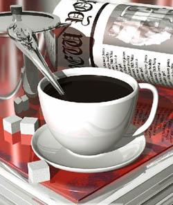 UN PESSIGUET DE SAL (3)  -  LA PRESSA I UN NOU MATÍ UNIT AL MEU CAFÉ