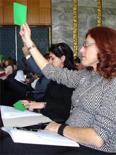 ALZIRA PARTICIPA EN EL ENCUENTRO INTERNACIONAL DE CIUDADES EDUCADORAS EN LISBOA