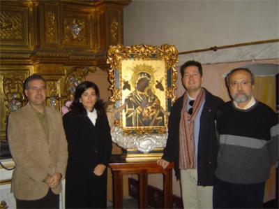 EL AYUNTAMIENTO DE ALZIRA CONMEMORA EL 90 ANIVERSARIO DE LA CORONACIÓN DE LA VIRGEN DEL PERPETUO SOCORRO CON UNA EXPOSICIÓN