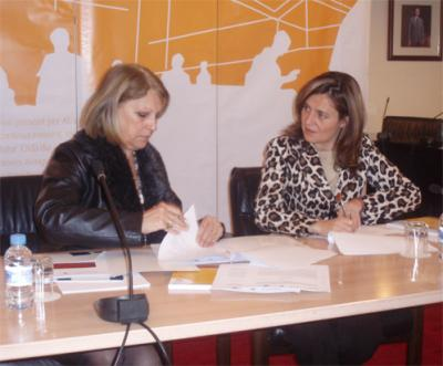 EL AYUNTAMIENTO DE ALZIRA FIRMA UN CONVENIO SOBRE UN PLAN MUNICIPAL DE DROGODEPENDENCIAS