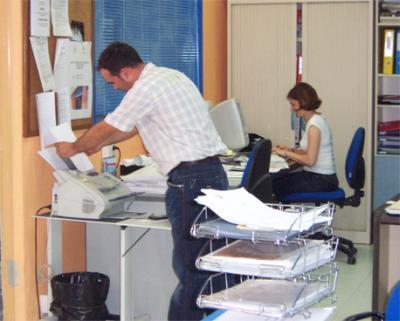 ALZIRA RECIBE UNA SUBVENCIÓN PARA LLEVAR A CABO 7 PROGRAMAS INSCRITOS EN EL SALARIO JOVEN 2007