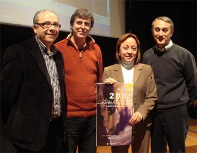 L' AJUNTAMENT D' ALZIRA PRESENTA EL CALENDARI MUNICIPAL DE 2008