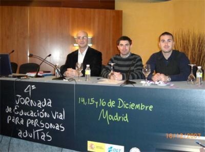EL AYUNTAMIENTO DE ALZIRA PARTICIPA EN LAS IV JORNADAS DE EDUCACIÓN VIAL PARA PERSONAS ADULTAS