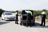 LA POLICÍA LOCAL DE ALZIRA DETIENE A NUEVE PERSONAS POR ROBAR CERCA DE 2000 KILOS DE NARANJAS
