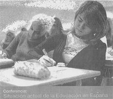 CONFERENCIA EN ALZIRA SOBRE LA SITUACIÓN ACTUAL DE LA EDUCACIÓN EN ESPAÑA