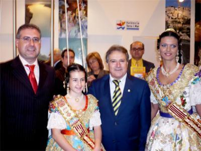 SE ESTÁ CELEBRANDO LA FERIA INTERNACIONAL DE TURISMO FITUR EN LA QUE PARTICIPA ALZIRA