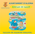 LA CASA DE LA CULTURA DE ALZIRA ACOGE HOY UN TALLER DE DIABETES INFANTIL