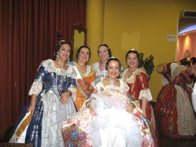 FOTOS PARA EL RECUERDO (6) __ PRESENTACIÓN 2008 DE LA FALLA AUSIÀS MARCH D' ALZIRA