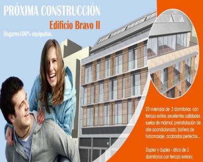 PROMOCIÓN OBRA NUEVA EN ALZIRA. CONSTRUCCIONS RIBERA BAIXA.
