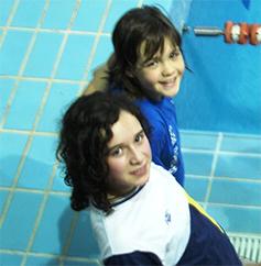 ANNA PUIG Y MARTA SUÑER, DEL CLUB NATACIÓN ALZIRA, HAN SIDO SELECCIONADAS PARA UN CAMPEONATO AUTONÓMICO