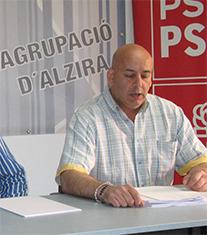 DE MIGUEL INSTA AL GOBIERNO Y A LA ALCALDÍA A TRABAJAR CON DILIGENCIA PARA DESBLOQUEAR EL PARQUE INDUSTRIAL EL PLA DE ALZIRA