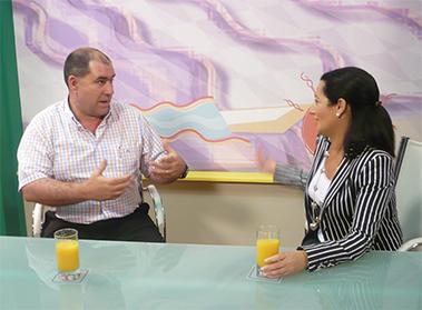MONTALVÁ LE TRASLADA A LA CONSELLERA DE AGRICULTURA LOS PROBLEMAS EN LOS CAMINOS RURALES DE ALZIRA