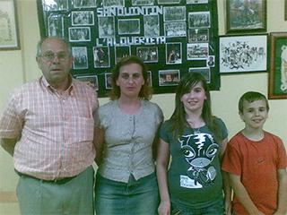 ROSARIO TORMO GÓMEZ Y RUTH MARTÍNEZ CASTANY SON LAS NUEVAS FALLERAS MAYORES DE LA FALLA L'ALQUERIETA DE ALZIRA