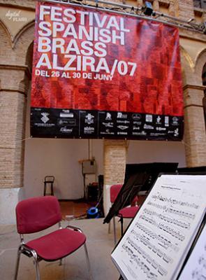 EL FESTIVAL SPANISH BRASS ALZIRA VUELVE A CONGREGAR A LOS MEJORES INTÉRPRETES DE VIENTO METAL