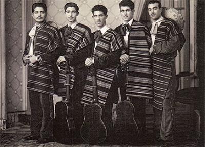 """ESTAMPAS Y RECUERDOS DE ALZIRA (47) - LA HISTORIA DEL CONJUNTO MUSICAL ALCIREÑO """"GRUPO HISPANO-MEJICANO"""" - POR: ALFONSO ROVIRA"""