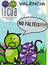 LA ASOCIACIÓN PROTECTORA DE ANIMALES LACUA MONTA ESTAS FIESTAS UN STAND EN EL PARQUE DE LA ALQUENENCIA DE ALZIRA