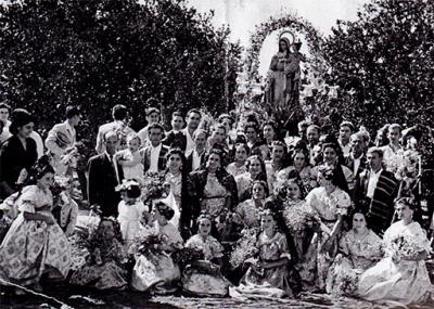 ALZIRA, AYER Y HOY (1)  -  FIESTAS EN LOS BARRIOS Y PARTIDAS DE ALZIRA  -  POR: AURELIANO J. LAIRÓN PLA