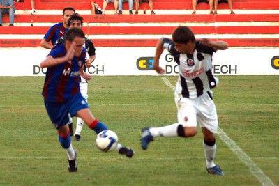 PRIMERA VICTORIA DE LA UD ALZIRA 2008-2009 ANTE EL PEGO