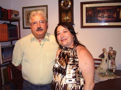 BERNARDO E. ALFONSO Y Mª TERESA GALLEGO SON LOS NUEVOS CLAVARIOS MAYORES DE LA SEMANA SANTA DE ALZIRA