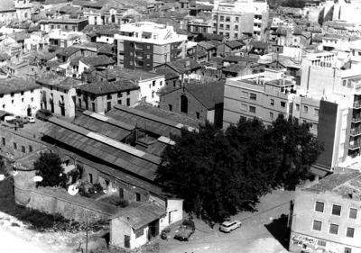 ESTAMPAS Y RECUERDOS DE ALZIRA (52). EL ANTIGUO MERCADO MUNICIPAL