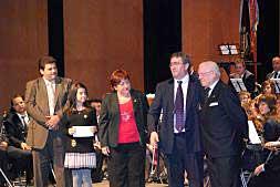 NICANOR SANZ Y DAVID PENADÉS GANAN EL VIII CONCURSO DE COMPOSICIÓN DEL PASODOBLE FALLERO EN ALZIRA