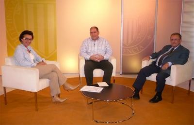MONTALVÁ PARTICIPA EN EL PROGRAMA SA I BO DE LA TELEVISIÓN DE LA UNIVERSITAT POLITÈCNICA DE VALÈNCIA