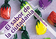 """PRESENTACIÓ A ALZIRA DEL LLIBRE """"EL SABOR DE LA CIUTADANIA"""" D'ENRIC SENABRE"""