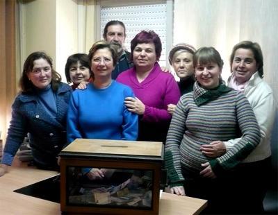 EL ROSCÓN SOLIDARIO RECAUDA 1.086 € EN ALZIRA