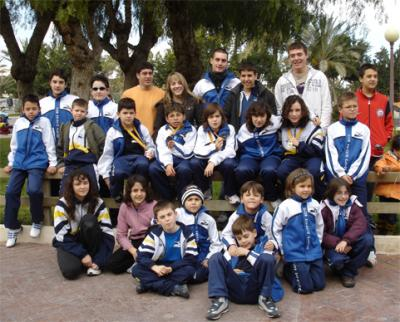 NADADORES DEL CLUB NATACIÓN ALZIRA PARTICIPARÁN EN EL XV MEMORIAL PASCUAL ROMÁN
