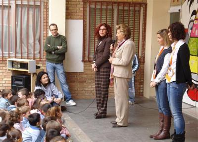 EL AYUNTAMIENTO DE ALZIRA PATROCINA LA SEMANA SALUDABLE DEL COLEGIO FEDERICO GARCÍA SANCHIZ