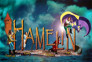 HAMELIN. ESPECTACLE MUSICAL FAMILIAR HUI A ALZIRA