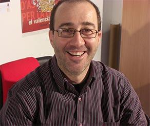 PRESENTACIÓ DEL GUARDÓ MURTA 2009 ATORGAT AL SENYOR DIEGO GÓMEZ I GARCÍA, PRESIDENT D'ESCOLA VALENCIANA- FEDERACIÓ D'ASSOCIACIONS PER LA LLENGUA