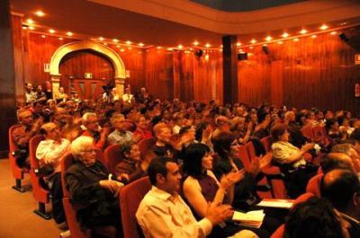 ACTE DE LLIURAMENT DEL GUARDÓ MURTA 2009