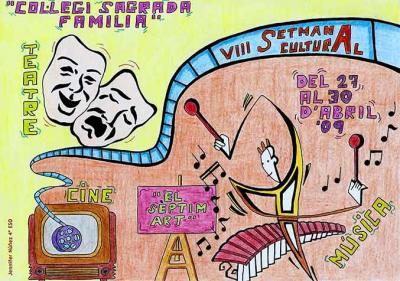 VIII SETMANA CULTURAL DEL COL•LEGI SAGRADA FAMILIA D'ALZIRA