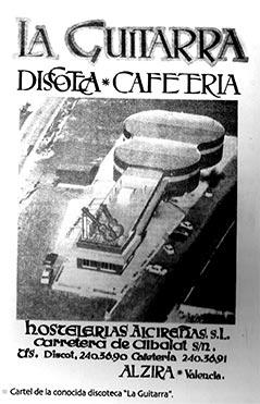 """LA ROTONDA DE """"LA GUITARRA"""" EN ALZIRA"""