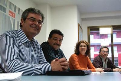 EL PSPV-PSOE DE ALZIRA CONSTITUYE SU COMITÉ ELECTORAL PARA LAS PRÓXIMAS ELECCIONES EUROPEAS